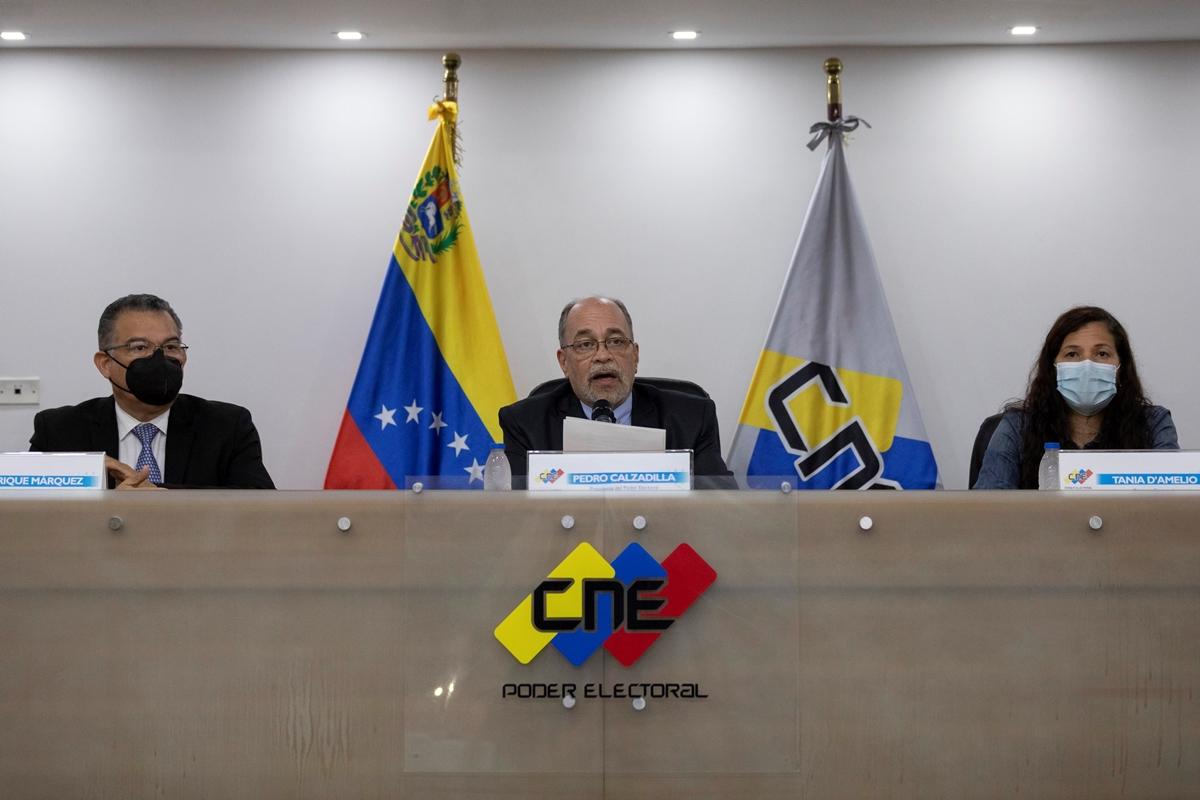 candidatos ¿Qué opinan los expertos sobre la Misión de Observación Electoral a Venezuela que autorizó Josep Borrell para Venezuela?