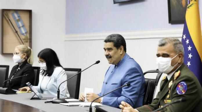 Maduro regreso a clases