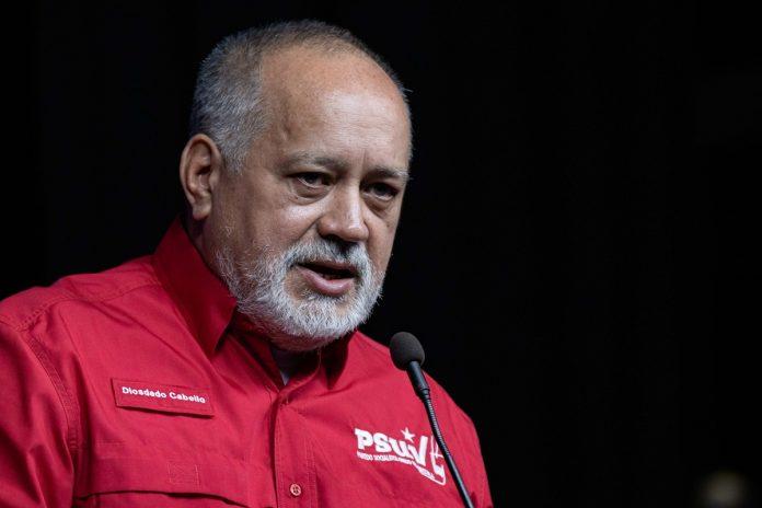 """candidatos del Chavismo tomará """"decisiones quirúrgicas"""" durante revisión de candidaturas del PSUV-Cabello el"""