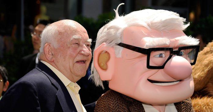 Falleció a los 91 años Ed Asner, voz de Up y actor de Cobra Kai – Noticias