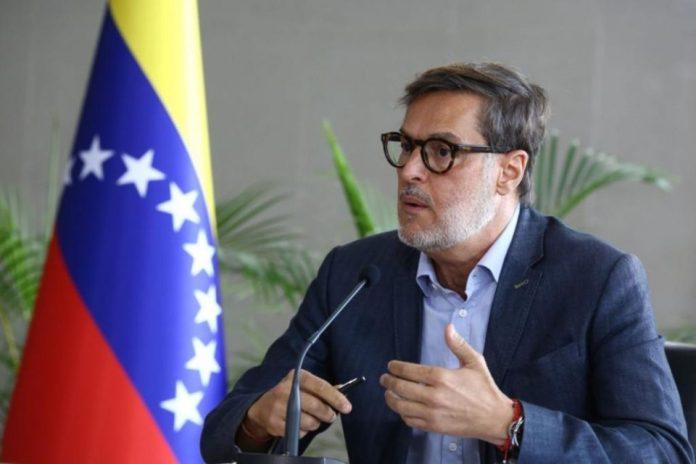 canciller Maduro