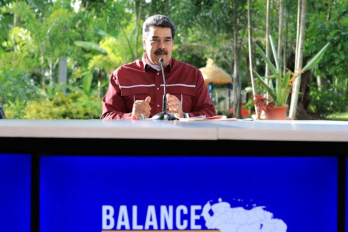 Maduro, vacunas, covid, variante delta