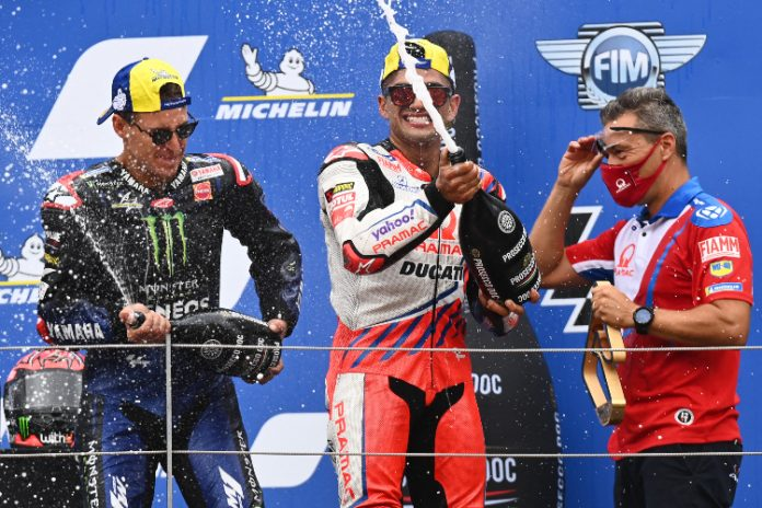 MotoGP, Jorge Martín