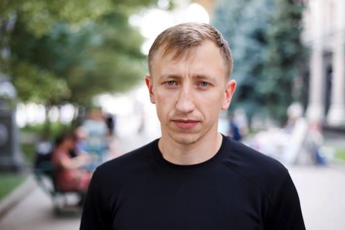 Vitali Shishov bielorruso