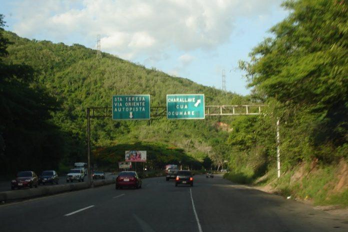 Hallaron cuatro cadáveres en autopista Charallave - Santa Teresa del Tuy