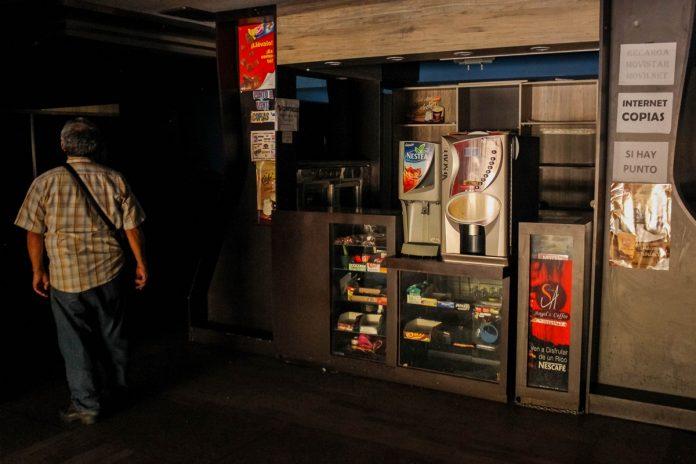 bajones de luz en, Ministerio de Energía Eléctrica aseguró que no hay racionamiento en Caracas
