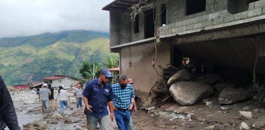 Aumentó a 17 el número de muertos en Mérida por las fuertes lluvias, incluidos 2 niños