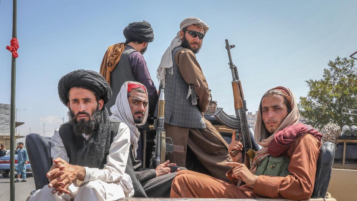 talibanes aeropuerto