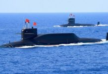 submarinos nucleares