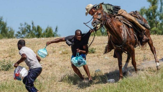 en Texas, La ONU dice que EE UU incumple normas internacionales con expulsión de haitianos