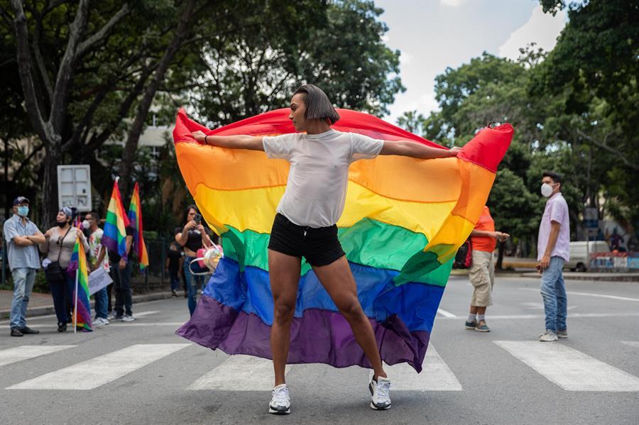 Comunidad LGBTIQ Venezuela