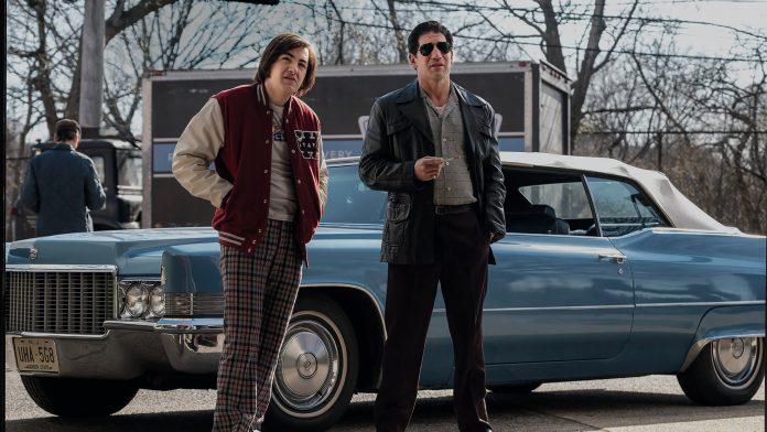 """Tony Soprano regresa en la precuela """"Los santos de la mafia"""""""