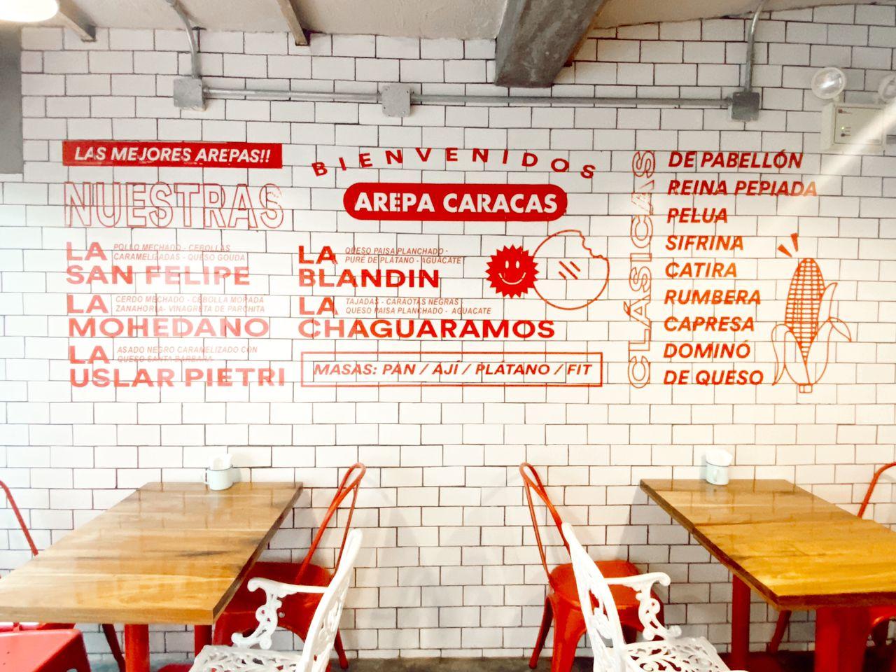 Arepa Caracas