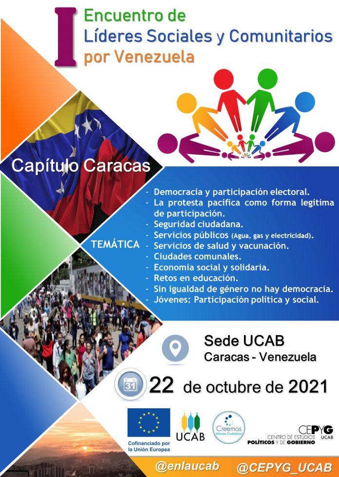 líderes, UCAB