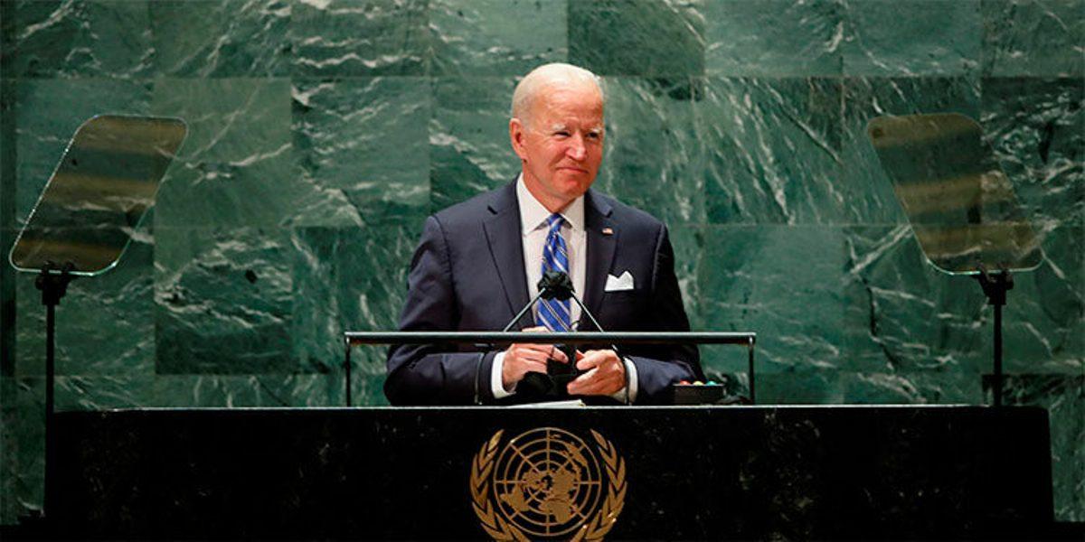 Biden expresa su apoyo a quienes luchan por la democracia en Venezuela
