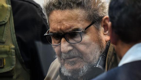 Muere en prisión el fundador de Sendero Luminoso Abimael Guzmán