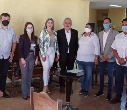 Fedecámaras Táchira y embajada de Alemania planifican alianzas estratégicas
