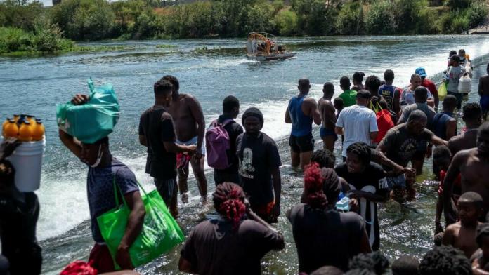 migrantes haitianos, El Nacional