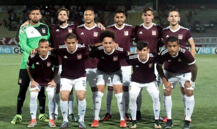 Carabobo FC, El Nacional