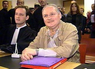 Carlos El Chacal Juicio