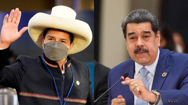 Castillo y Maduro