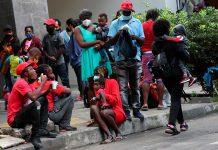 Haitianos, El Nacional