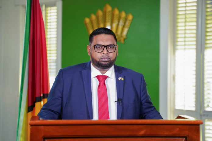 Presidente de Guyana