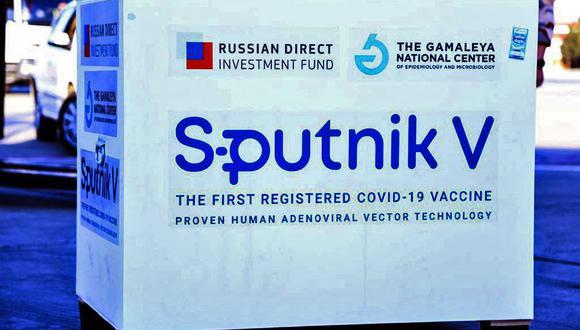 aprobación Sputnik V