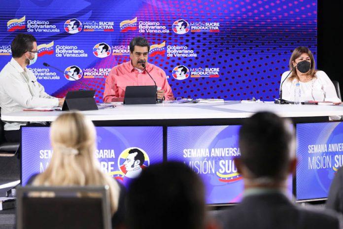 Maduro clases