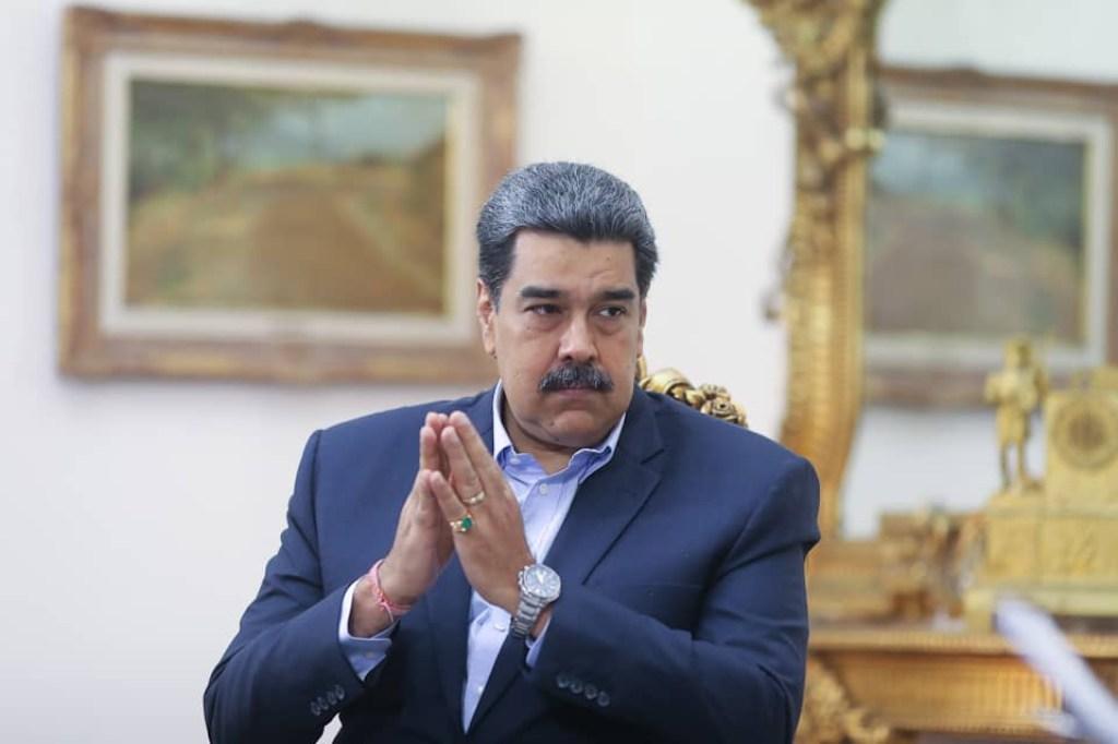 Maduro habla de los protectorados