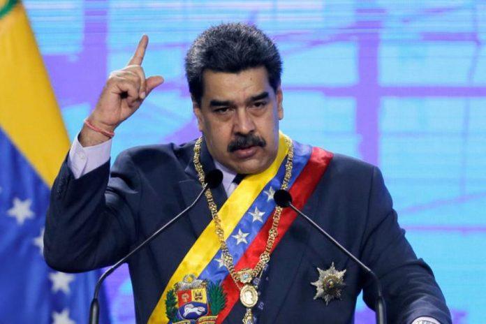 Maduro Perú contagios