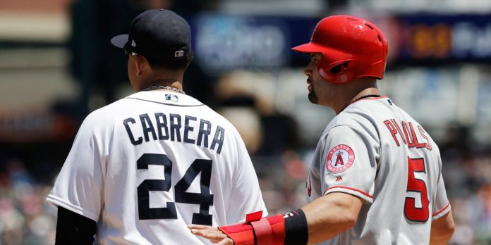 Pujols: Miguel Cabrera is the best right-handed hitter I've ever seen