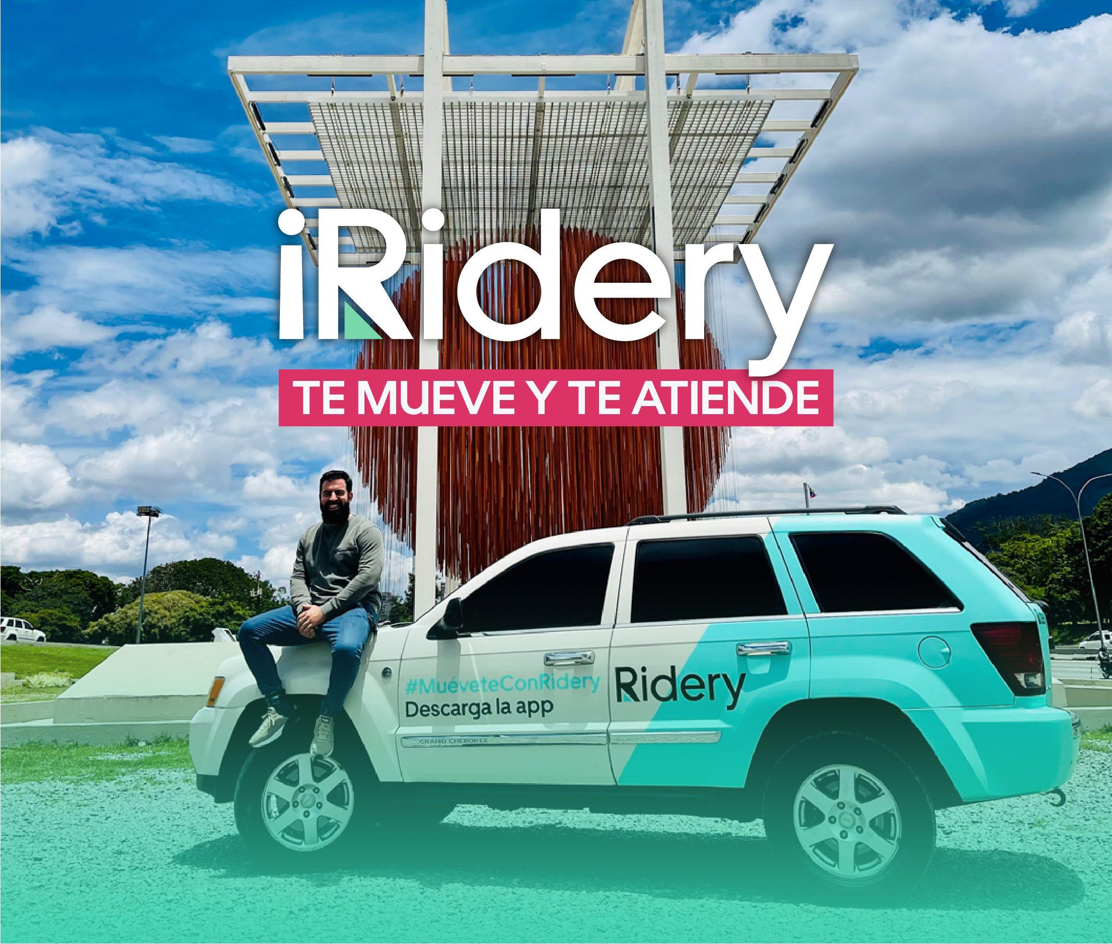 Ridery - Gerson Gómez