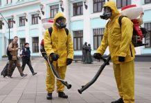 Rusia, casos de coronavirus