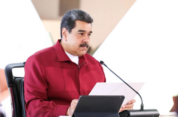 Maduro migrantes venezolanos