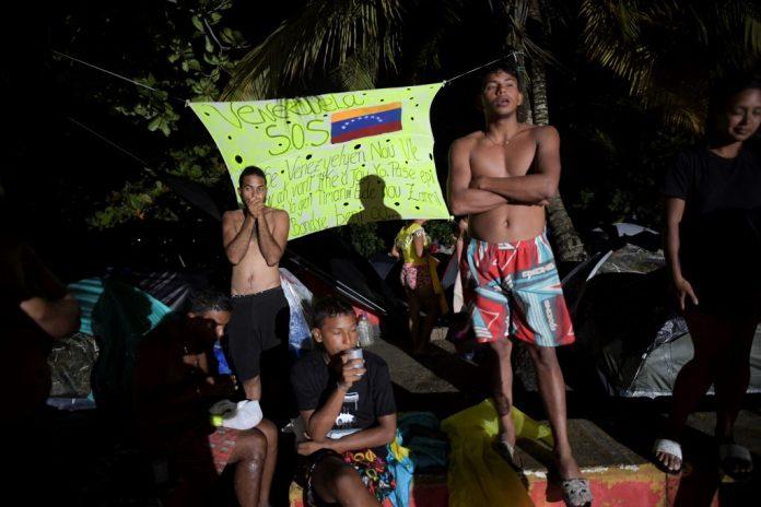 haitianos venezolanos