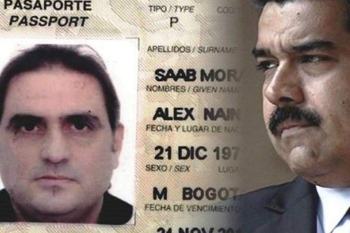 Alex Saab delegación