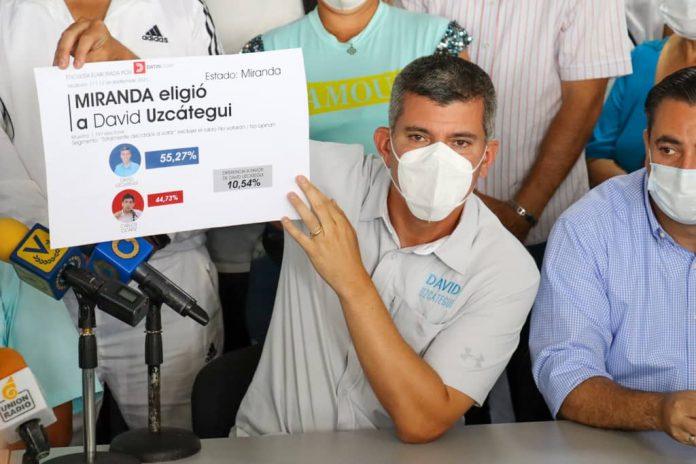 David Uzcátegui, Carlos Ocariz