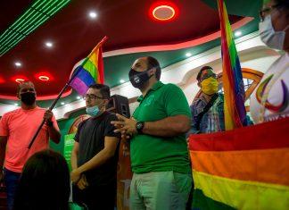 protesta, LGBTI
