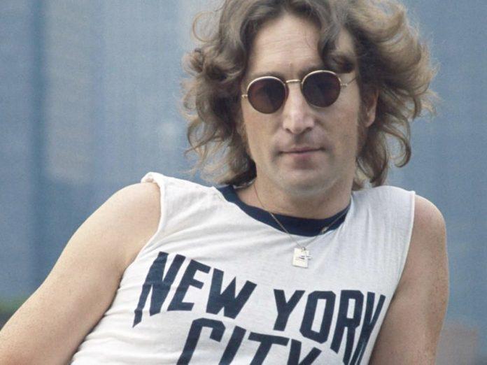 grabación John Lennon