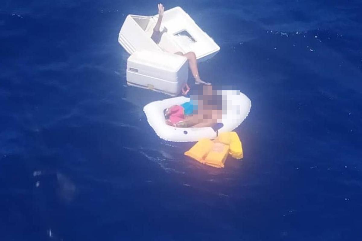 Lo que se sabe del naufragio de la lancha que zarpó de Higuerote hacia La Tortuga