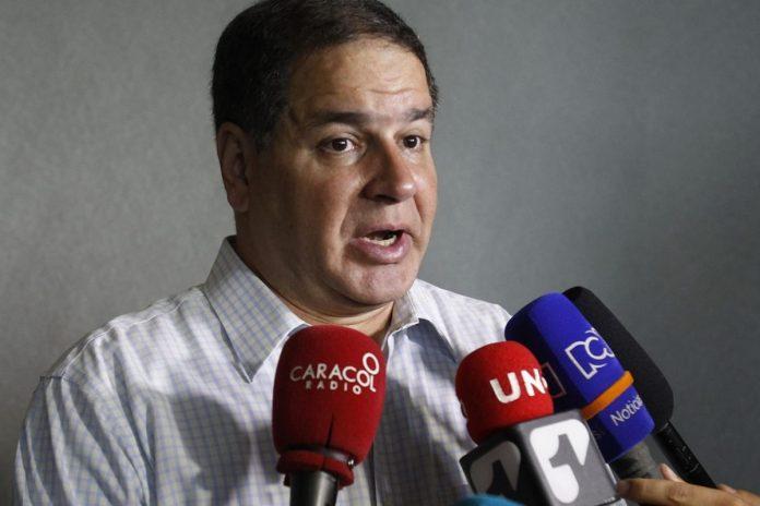 La MUD postuló a Luis Florido como candidato a la gobernación de Lara