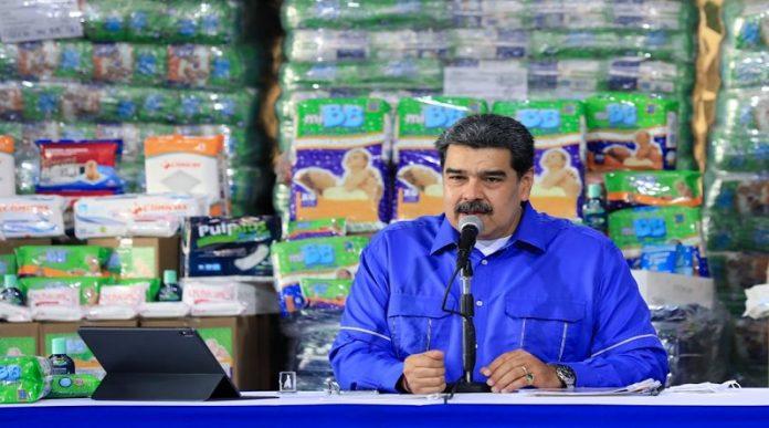 Maduro combustible