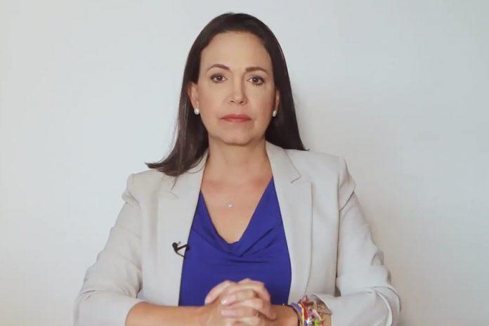 Machado denunció ante la ONU la ausencia de justicia en Venezuela