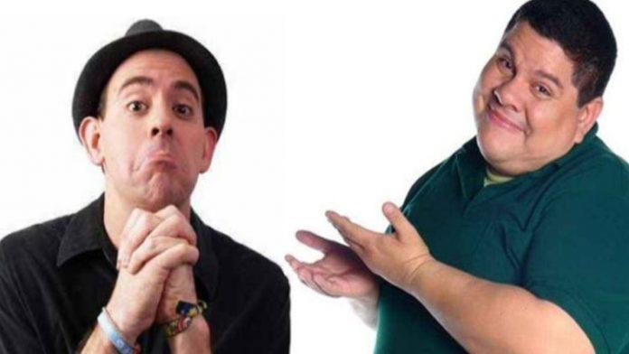 Reuben Morales y Napoleón Rivero