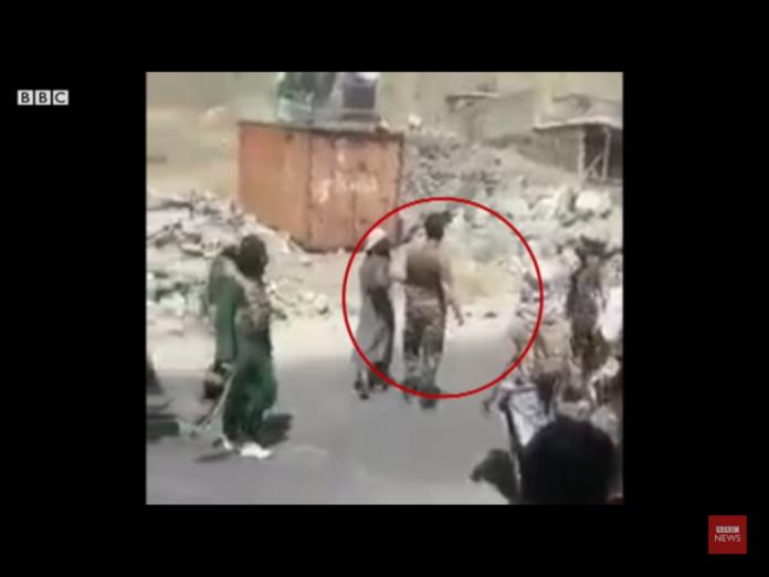 talibanes civiles Afganistán