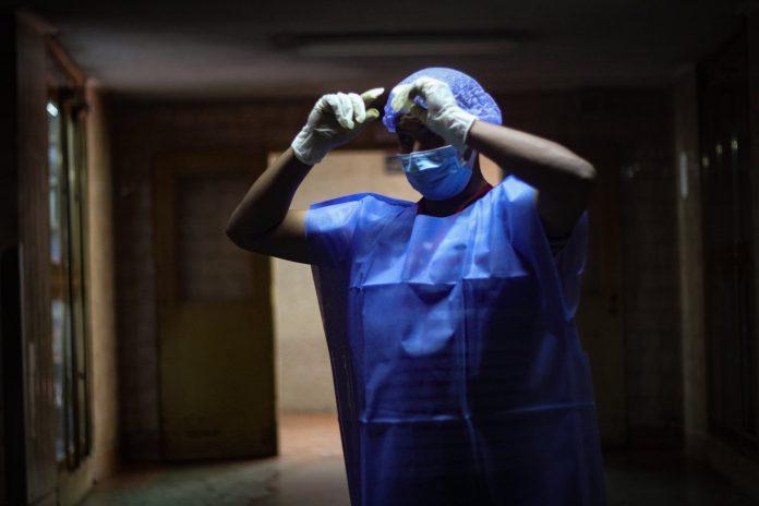 trabajadores sector sanitario