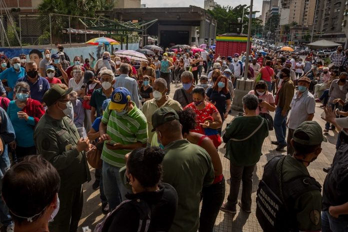 900.000 personas en Venezuela necesitan la segunda dosis Sputnik V