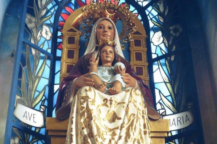 Peregrinación de la Virgen de Coromoto en Guanare será virtual por segundo año consecutivo