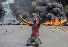 Secuestro en Haití